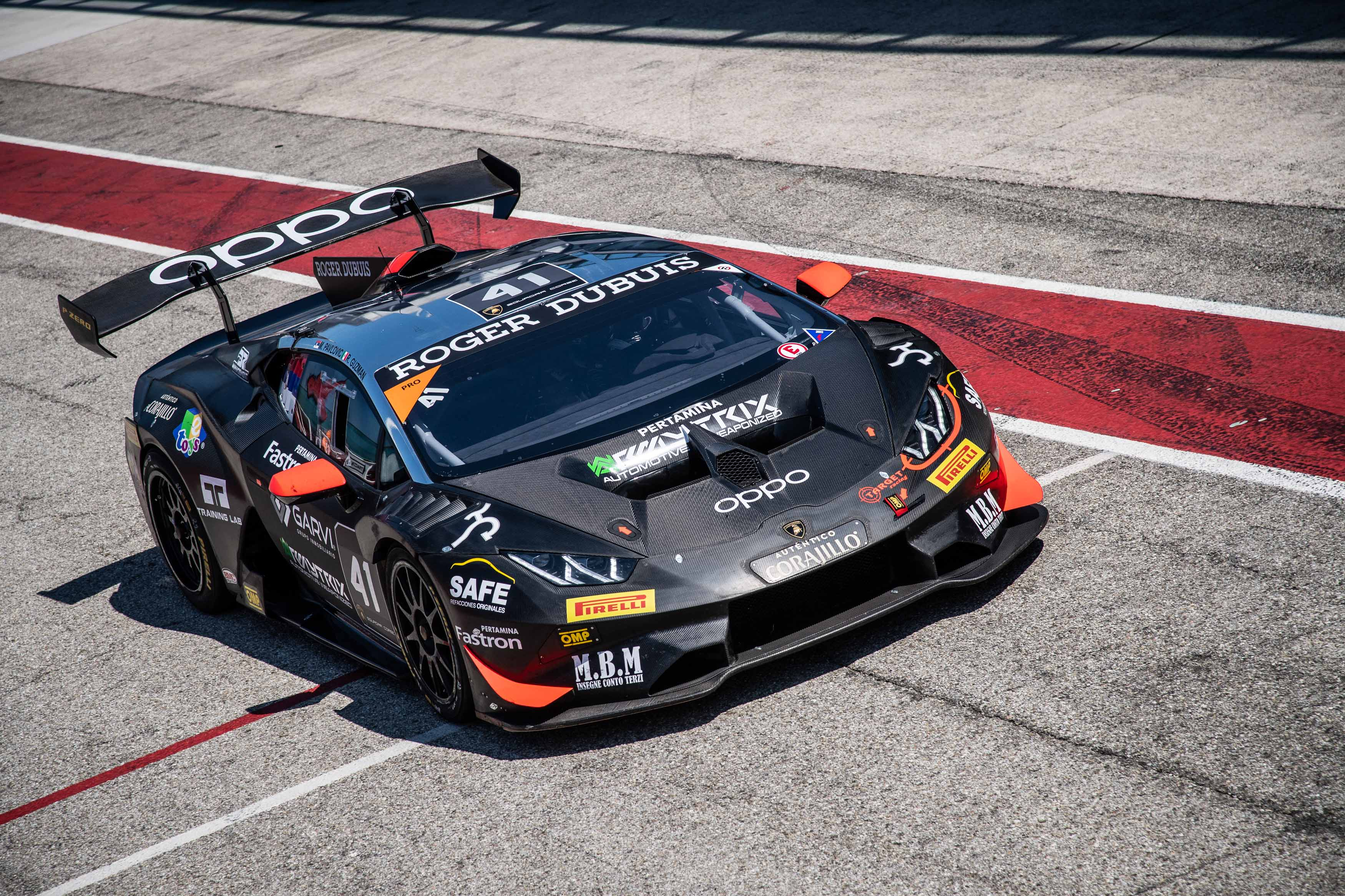 Lamborghini Super Trofeo Europe 2020-Misano Race2-0006